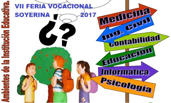 7 Feria Vocacional 2017