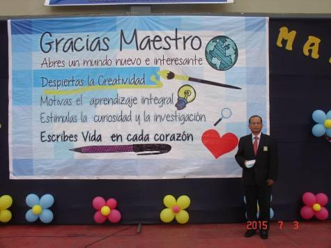 Día del Maestro 2015