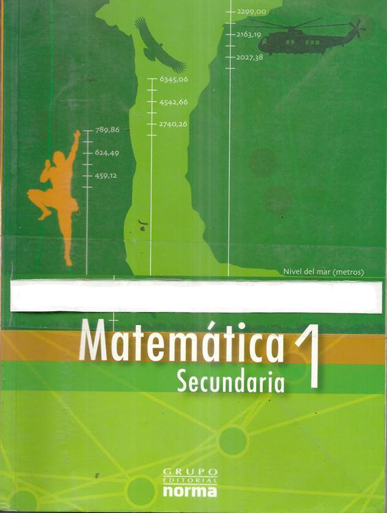 Teoría_Texto de Matemática