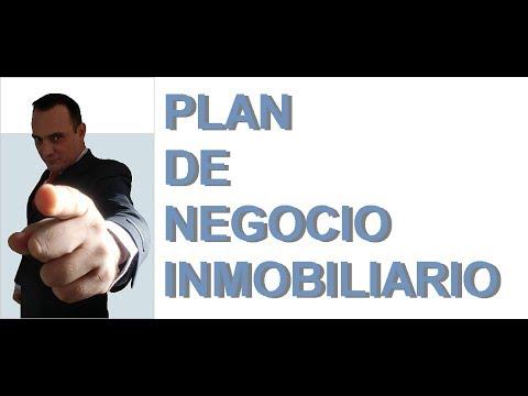 plan de negocio inmobiliario