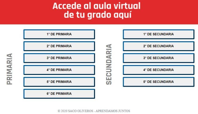 Aula virtual Saco Oliveros